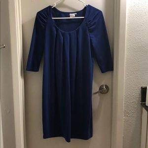 ELLE Knee-Length Dress; Size S